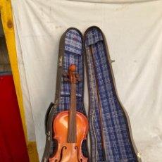 Instrumentos musicales: ANTIGUO VIOLIN CON FUNDA!. Lote 278334593