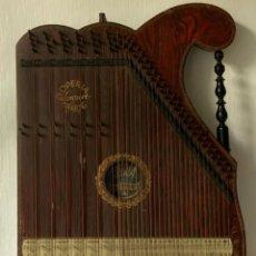 Instrumentos musicales: CITARA DE CONCIERTO 1922. Lote 278399723