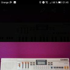 Instrumentos musicales: PIANO CASIO PT-30 VINTAGE AÑOS 80 FUNCIONANDO. Lote 278421773