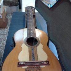 Instrumentos musicales: JOYITA, ANTIGUA GUITARRA DE 1919, N 130 DEL ARTESANO GRANADINO BENITO FERRER. Lote 278451298