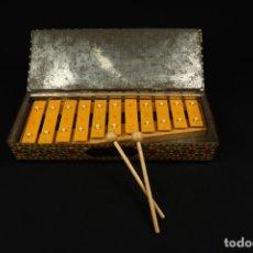 Instrumentos musicales: ANTIGUO XILÓFONO. Lote 278470643