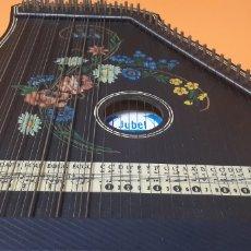 Instrumentos musicales: CITARA ALEMANA JUBEL TONE, MEDIADOS SXX. Lote 278589213