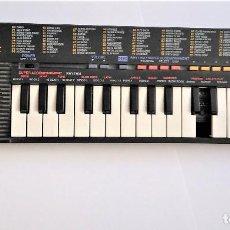 Instrumentos musicales: TECLADO PIANO ELECTRÓNICO CASIO SA-1 100 SOUND TONE BANK. AVERIADO. Lote 278926313