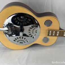 Instrumentos musicales: BENOIT MR-58 SQUARE NECK RESONATOR GUITARRA. Lote 278963733