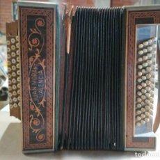 Instrumentos Musicais: PRECIOSO Y ESPECTACULAR ANTIGUO ACORDEON, CASA JUAN MORANT VALENCIA. AÑOS 30 - PARA RESTAURAR. Lote 278964168