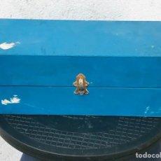 Instrumentos musicales: RODILLO PIANOLA DERRIERE BEHIND DETRAS FAVENTIA CAJA 28X11CMS. Lote 280932898