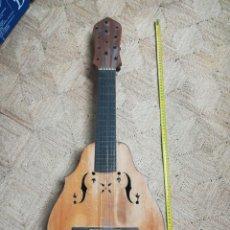 Instrumentos Musicais: BANDURRIA TELESFORO JULVE VALENCIA BORDONES. Lote 282006203