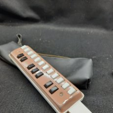 Instrumentos musicales: VIEJA MELÓDICA DE METAL. Lote 283003328