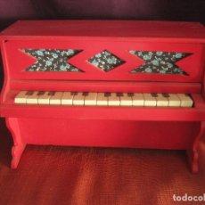 Instrumentos musicales: BONITO PIANITO JUGUETE CON XILÓFONO (METALÓFONO). Lote 283061898