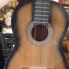 Instrumentos musicales: GUITARRA ACUSTICA MARCA DESCONOCIDA. Lote 283200298