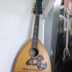 Instrumentos musicales: LAUZ DE MADERA. Lote 283754448