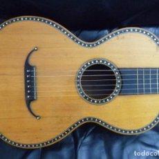 Instrumentos musicales: GUITARRA ROMÁNTICA MEINEL&HEROLD. Lote 283762163