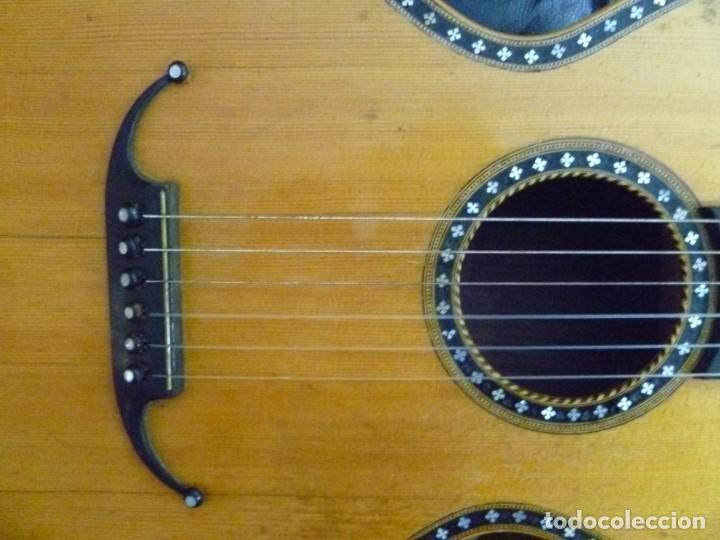 Instrumentos musicales: Guitarra romántica Meinel&Herold - Foto 3 - 283762163