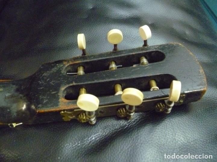 Instrumentos musicales: Guitarra romántica Meinel&Herold - Foto 7 - 283762163