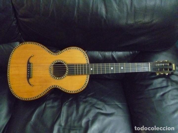 Instrumentos musicales: Guitarra romántica Meinel&Herold - Foto 8 - 283762163
