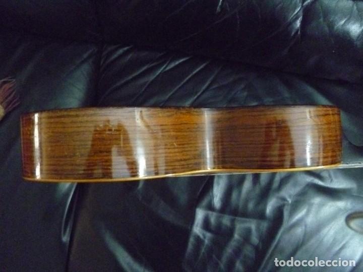 Instrumentos musicales: Guitarra romántica Meinel&Herold - Foto 9 - 283762163
