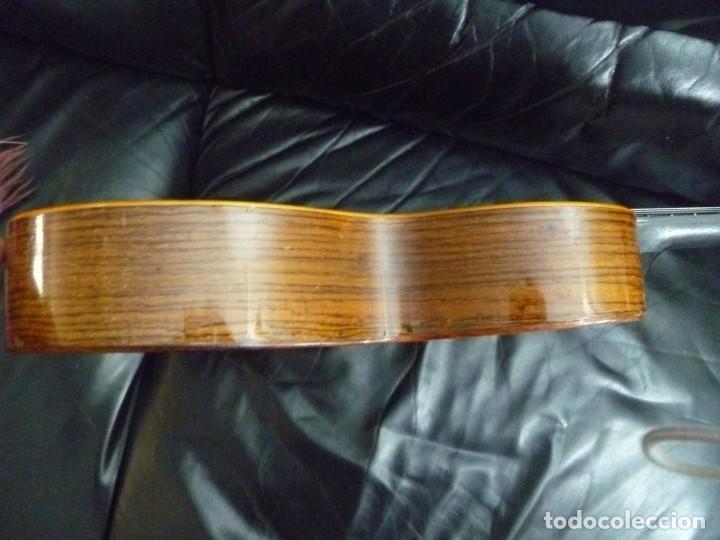 Instrumentos musicales: Guitarra romántica Meinel&Herold - Foto 10 - 283762163