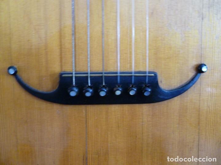 Instrumentos musicales: Guitarra romántica Meinel&Herold - Foto 12 - 283762163