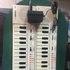 Instrumentos musicales: PIANO CASIO PT-1. Lote 284225343