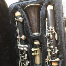 Instrumentos musicales: CLARINETE NOBLET. Lote 284464128