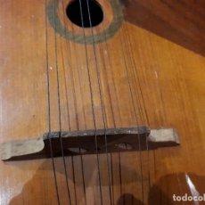 Instrumentos musicales: BALALAIKA RUSA ARTESANAL AÑOS 1960 A 1970. Lote 284474308