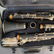 Instrumentos musicales: CLARINETE BERNARD C5105 , BOQUILLA CLAYTON , EN ESTUCHE .. Lote 284585583