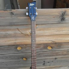 Instrumentos musicales: BAJO HOFNER B BASS-HI SERIES.GAMA ALTA.. Lote 284587023