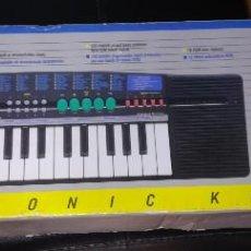 Strumenti musicali: KEYBOARD TECLADO PIANO ELECTRONIC CASIO SA21. Lote 285084683