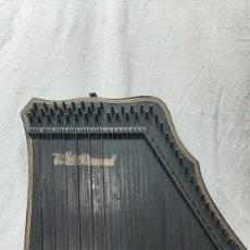 Instrumentos musicales: ZITARA WELL RECORD. MADE SAXONY GERMANY. Lote 285769868