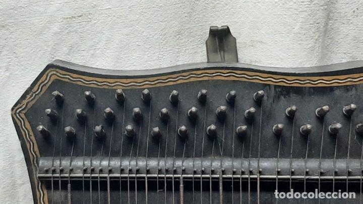 Instrumentos musicales: ZITARA WELL RECORD. MADE SAXONY GERMANY - Foto 6 - 285769868