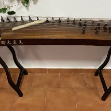 Instrumentos musicales: KOTO JAPONÉS. Lote 286213748