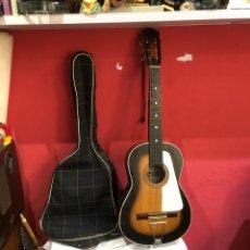 "Instrumentos musicales: GUITARRA ""ORPHEUS"", INSTRUMENTO MUSICAL ANTIGUO, GUITARRA ACÚSTICA. Lote 286375918"