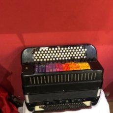 Instrumentos musicales: ACORDEÓN PROFESIONAL ITALIANO NÚMERO DE SERIAL 536 . ALTA COLECCION. Lote 286415038