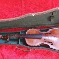 Instrumentos Musicais: VIOLIN ANTIGUO HOPF CON SU CAJA .TAL CUAL COMO SE VE EN FOTOS. Lote 286472583