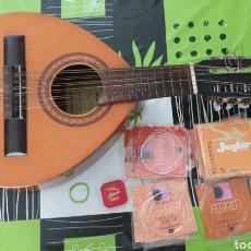 Instrumentos musicales: BANDURRIA ARTESANÍA DE MANUEL PEÑA ( GRANADA ). Lote 286473873
