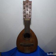 Instrumentos musicales: ANTIGUA BANDURRIA DEL CONSTRUCTOR JOSÉ SERRATOSA. BIEN CONSERVADA. PRINCIPIO SIGLO XX.. Lote 286550743