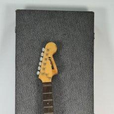 Instruments Musicaux: GUITARRA ELECTRICA ACADEMY. MODELO 5100. TIPO JAZZMASTER. FUNDA DURA. CIRCA 1970.. Lote 286630153