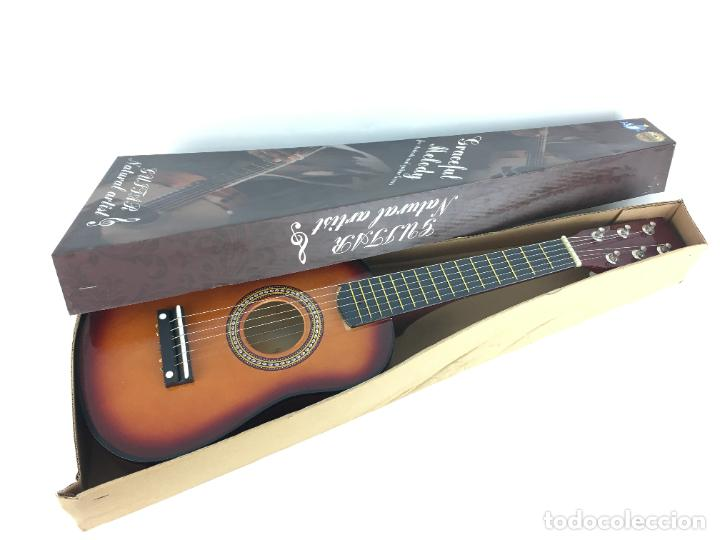 REPRODUCCION GUITARRA (Música - Instrumentos Musicales - Guitarras Antiguas)