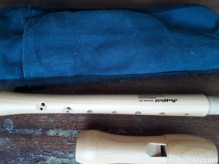 Instrumentos musicales: Flauta Sheffield 1901 - Foto 2 - 287138738