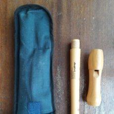 Instrumentos musicales: FLAUTA SHEFFIELD 1901. Lote 287138738
