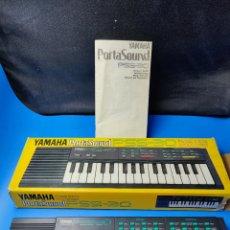 Strumenti musicali: TECLADO YAMAHA PSS-30 ELECTRÓNICO VINTAGE. Lote 287153693