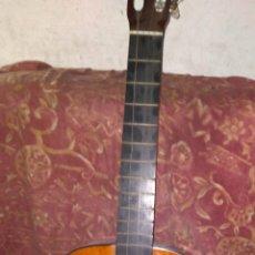Instrumentos musicales: GRAN GUITARRA ESPAÑOLA (NECESITA ALGUN RETOQUE). Lote 287182818