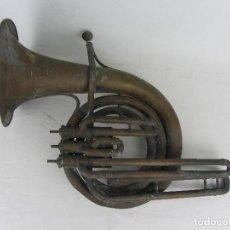 Instruments Musicaux: TROMPETA O CORNETA DE TRES PISTONES, FINAL DE SIGLO XIX. Lote 287249423