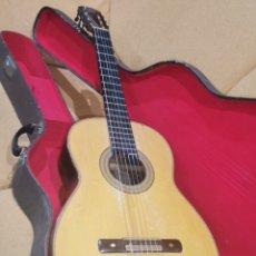 Instrumentos musicales: ÚNICA!! VICENTE TATAY 1930 - PALO SANTO CON DETALLES EN NACAR - ALTA COLECCION. Lote 287380098