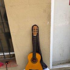 Instrumentos musicales: GUITARRA RITMO MODELO T1 ESPAÑA ESPAÑOLA CON FUNDA ORIGINAL. Lote 287389998