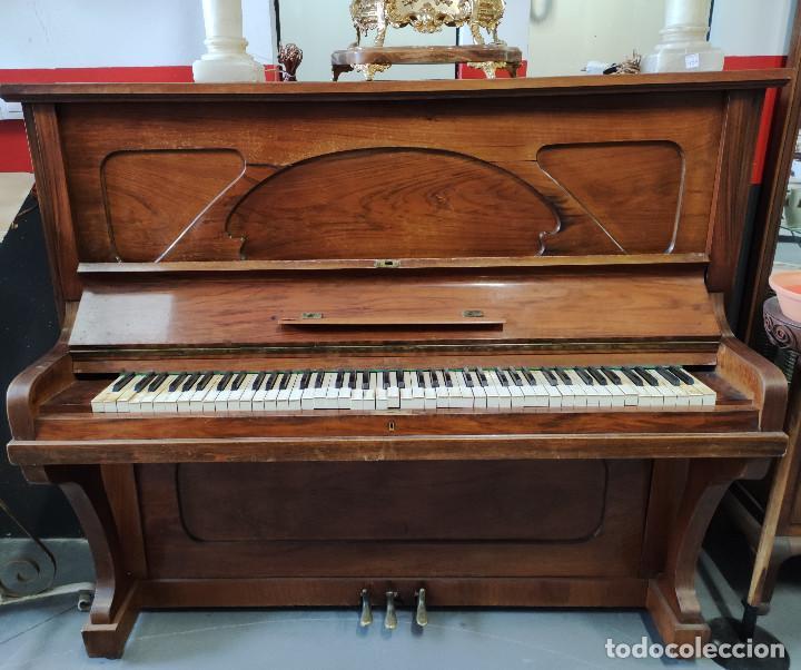 Instrumentos musicales: PIANO PARED DAVINS - Foto 3 - 287425183