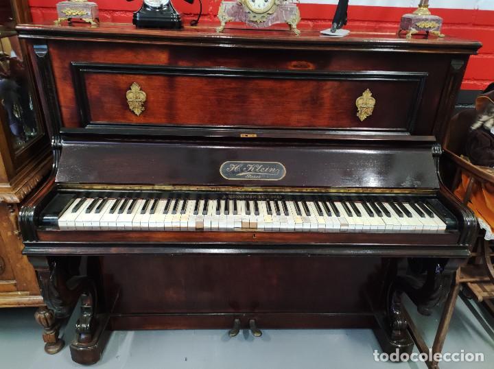 Instrumentos musicales: PIANO PARED H KLEIN - Foto 3 - 287426838