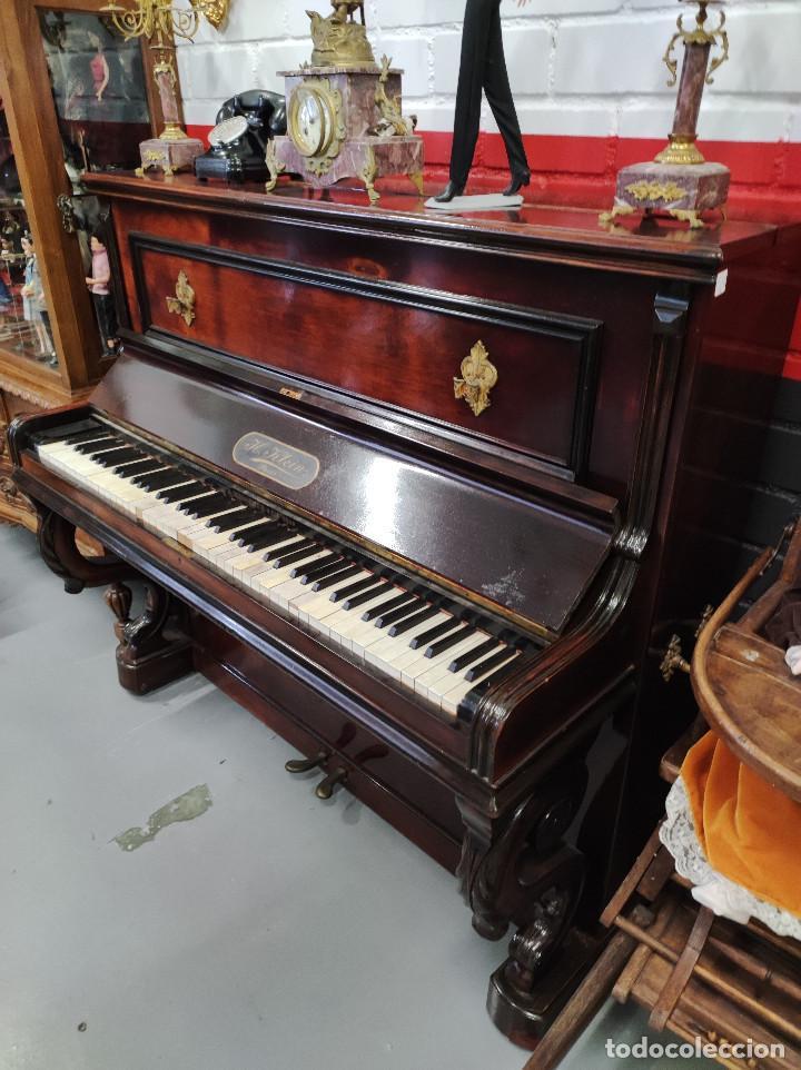 Instrumentos musicales: PIANO PARED H KLEIN - Foto 4 - 287426838