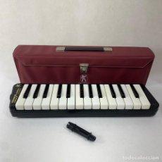 Instrumentos musicales: HOHNER MELÓDICA PIANO 27 + ESTUCHE - MADE IN GERMANY - ALEMANI - AÑOS 70'S. Lote 287437963