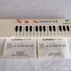 Strumenti musicali: CASIO PIANO PT-10 BUEN ESTADO. Lote 287597583